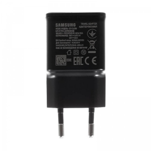 Įkroviklis originalus Samsung Note 4 N910F USB FastCharge (EP-TA200EBE) 2A juodas