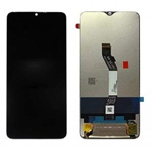 Ekranas Xiaomi Redmi Note 8 Pro su lietimui jautriu stikliuku juodas (Refurbished) ORG