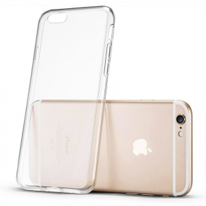 Dėklas Ultra Clear 0.5mm Apple iPhone 12 Mini skaidrus